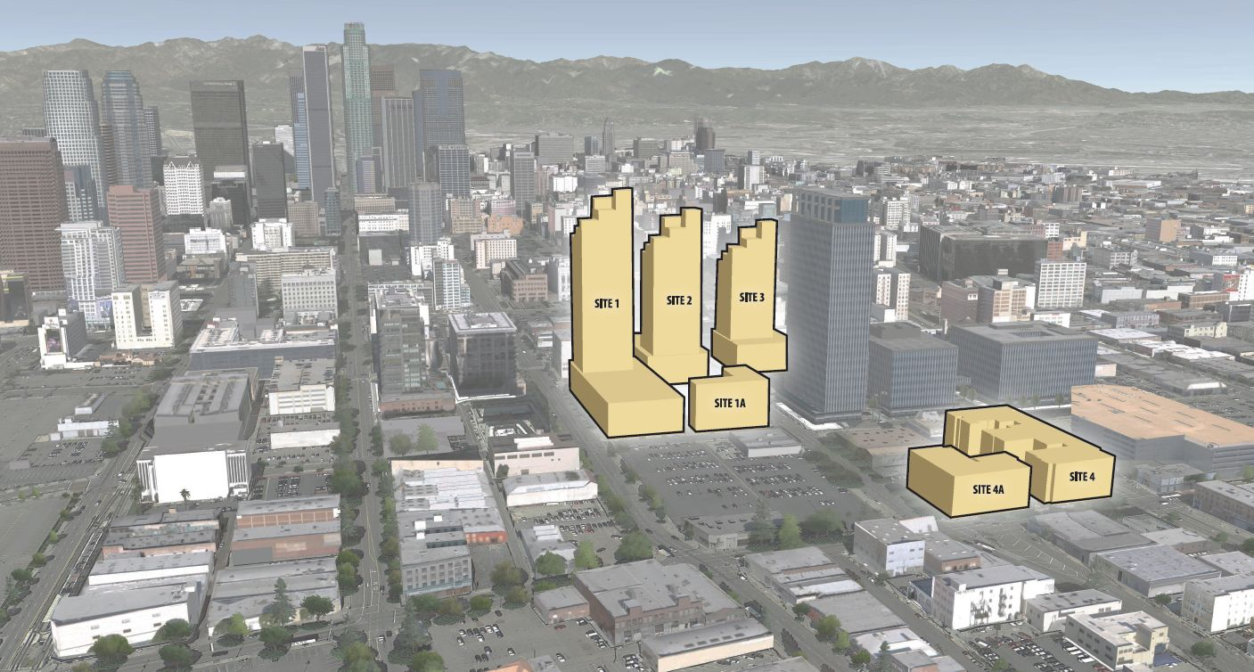 Properties DTLA Mack Real Estate Development